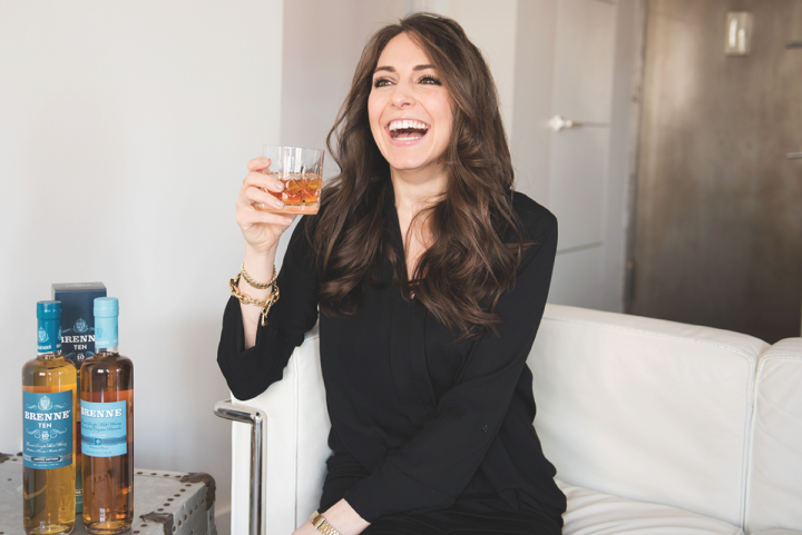 French single malt whisky Brenne (founder Allison Parc pictured) is part of a French whisky category that as a whole shipped 108,000 proof gallons to the U.S. last year, on growth of almost 36%.