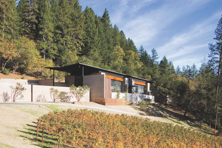 PlumpJack partner John Conover says the company's expansion of Cade Estate on Howell Mountain (pictured) will elevate quality and increase product availability.