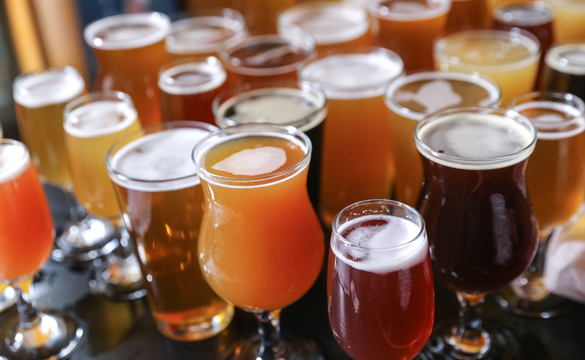 Natural Grocers' Cottage Wine and Craft Beer concept is a perfect fit for Colorado and Oregon, as they are ranked fifth and sixth, respectively, in craft beer consumption in the nation.