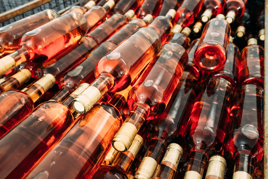 At the original Denver location of the Cottage Wine and Craft Beer concept, the top two wines by volume are rosés.