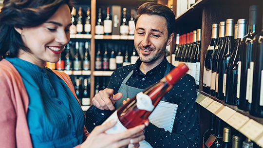 Rosé has become a year-round category for retailers. At Gary's Wine & Marketplace, founder and CEO Gary Fisch stocks 150 rosé SKUs.