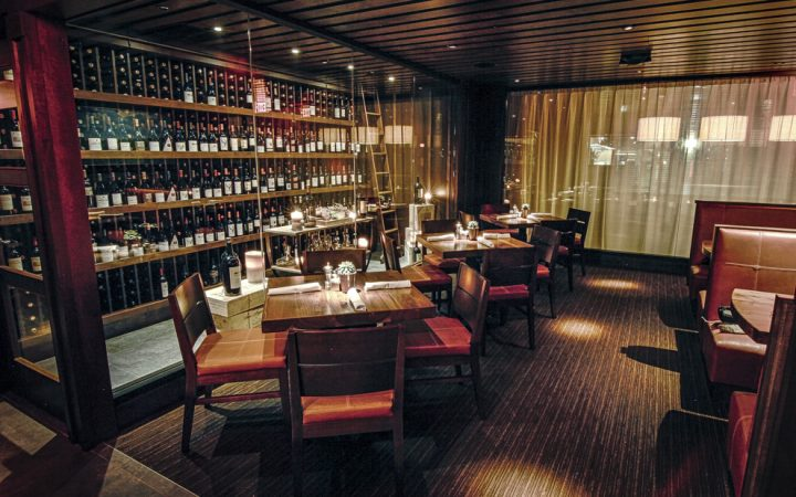 Cameron Mitchell Restaurants operates 14 different concepts, including Hudson 29 Kitchen + Bar (interior pictured), a refined American restaurant that focuses on wine and offers fare inspired by New York's Hudson River Valley and Napa Valley's Route 29.