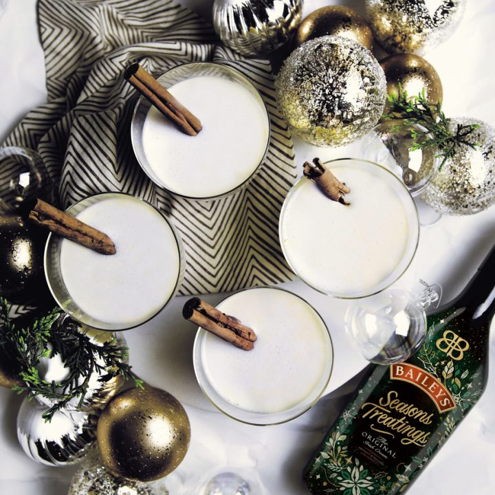 Baileys is nearly synonymous with the holiday season, so this year Diageo is highlighting the liqueur with special packaging that includes sayings such as