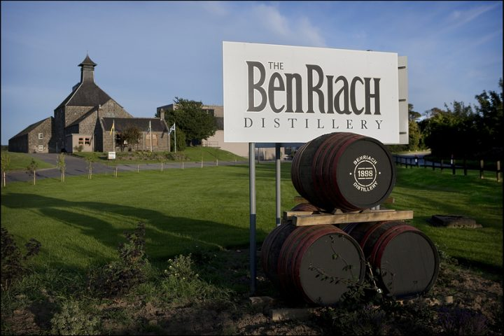 Brands such as BenRiach (distillery pictured) believe there is much room for growth as consumers explore the single malt category.