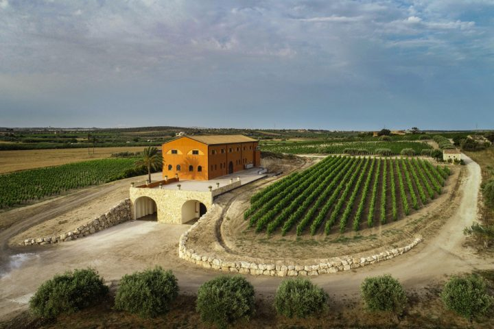 Sicilian wine producers such as Feudo Maccari (winery above) are focusing on high-end offerings to compete in the U.S. market.