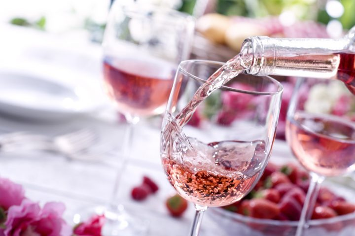 This summer, beverage alcohol consumers embraced rosés (pictured), Tequilas, RTDs, and hard seltzers.