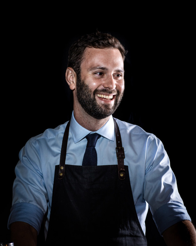 National beverage director Tyson Buhler (pictured) encourages Death & Co. bartenders to dictate the drinks culture in each space so that they can support the menus.