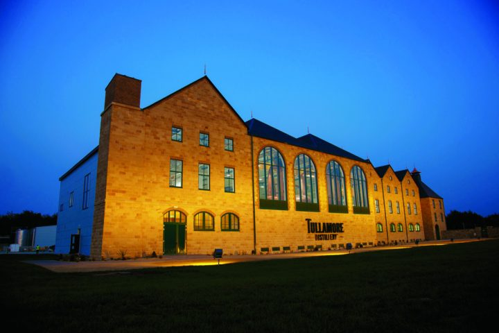 William Grant & Sons acquired Tullamore D.E.W. back in 2010, and in 2017 returned the brand's production to its ancestral home with a new distillery on the outskirts of Tullamore. The new complex represents a total investment of $100 million.