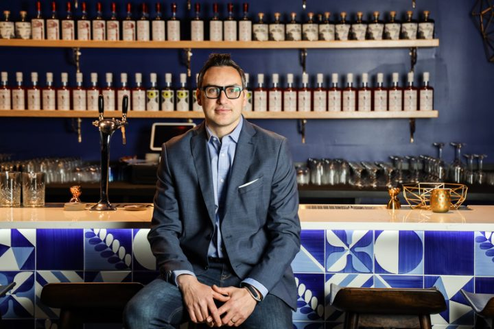 Don Ciccio & Figli president and master distiller Francesco Amodeo (pictured) avoids making liqueurs overly sweet, always using natural sweetness rather than excess sugars or syrups.