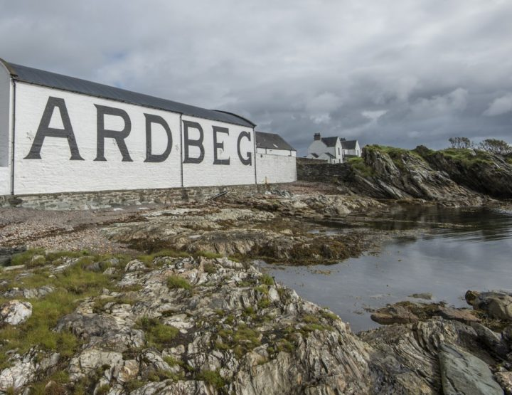 Established in 1815, Islay-based Ardbeg (distillery pictured) has kept its rich history in mind even as it embarks on portfolio innovation and expands its production facilities.