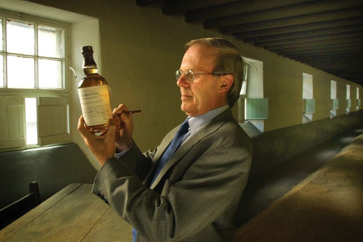 At William Grant & Sons' Balvenie, master blender David Stewart (pictured) and his team recently created three new single malt whiskies that feature unique production details.