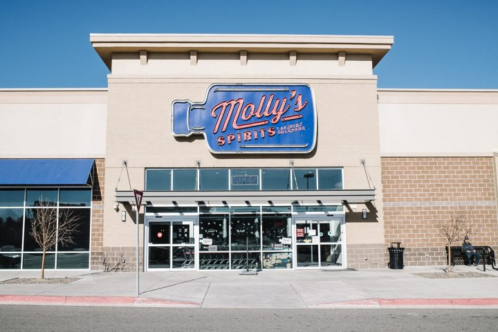Molly's (exterior pictured) is ever focused on technology, and is planning to release its own mobile app next year.