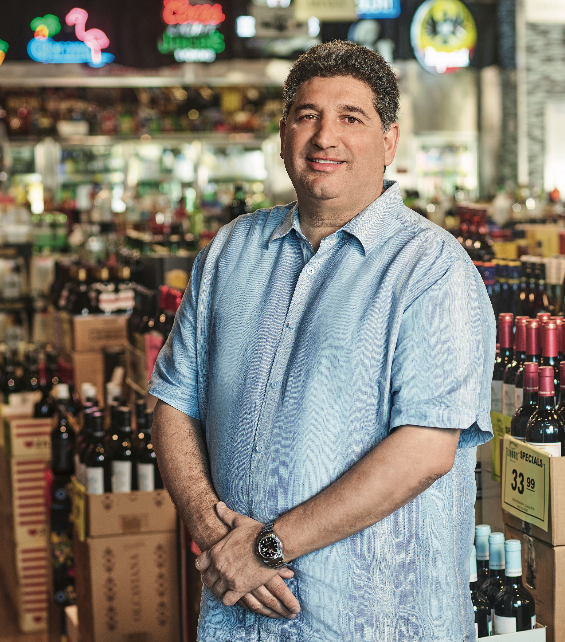 Jensen's Liquors owner Eddie Cruz, a second-generation beverage alcohol retailer, has grown the company from a single Little Havana location into a six-unit Miami powerhouse.