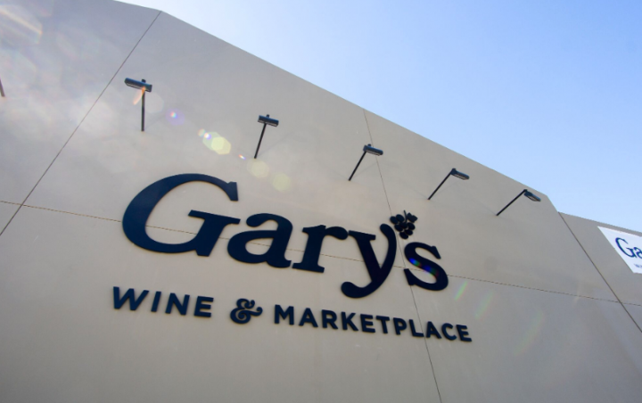 Beverage alcohol retailer Gary's Wine & Marketplace (new Napa store pictured) recently launched a one-hour delivery service at its four New Jersey locations.