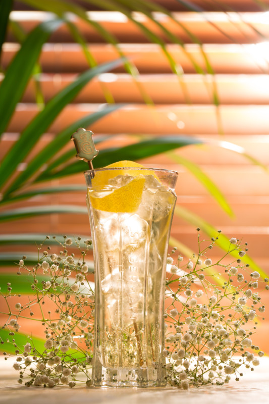 St-Germain's versatility complements a diverse range of cocktail ingredients. The St-Germain Spritz (pictured) mixes the elderflower liqueur with dry sparkling wine and sparkling water.