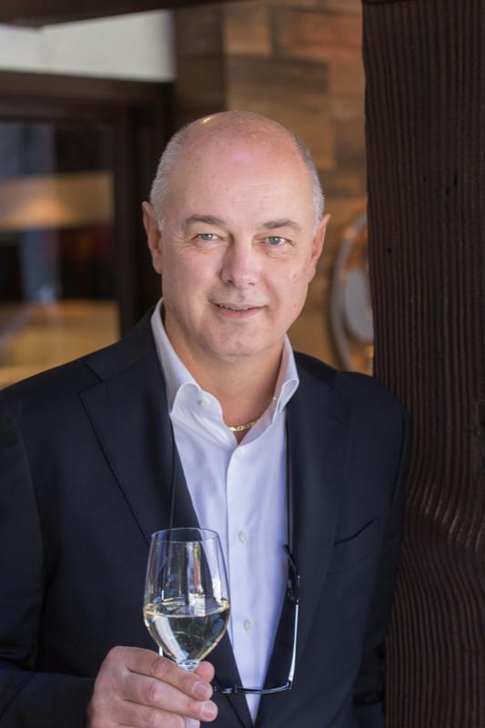 No.-2 Prosecco Mionetto (winemaker Alessio Del Savio pictured) grew over 10% last year, reaching 750,000 cases.