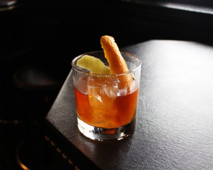At Seven Grand in Los Angeles, craft whiskey is heavily featured on the bar's Old Fashioned menu (cocktail pictured), which offers four craft whiskies for guests to choose from.