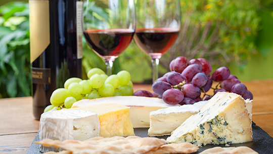 Though San Francisco's Cheese Plus does not do in-store tastings, employees often help customers pair wines with cheeses, which drives sales of both categories.