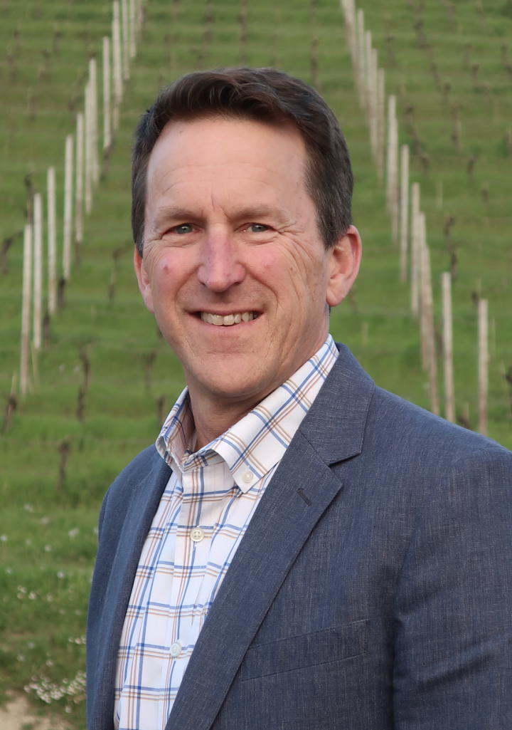 Wine.com (CEO Rich Bergsund pictured) purchases made via mobile devices grew 27% in 2019 and accounted for 33% of the company's revenue last year.