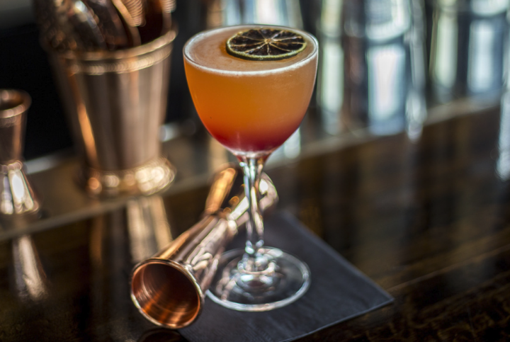 A category that's long been dominated by big names like E&J, Paul Masson, Christian Brothers, and Korbel, American brandy is in the midst of a renaissance. Craft options are becoming increasingly popular, with producers like Copper & Kings (Jack of Hearts cocktail pictured), minority-owned by Constellation Brands, seeing interest from curious consumers.