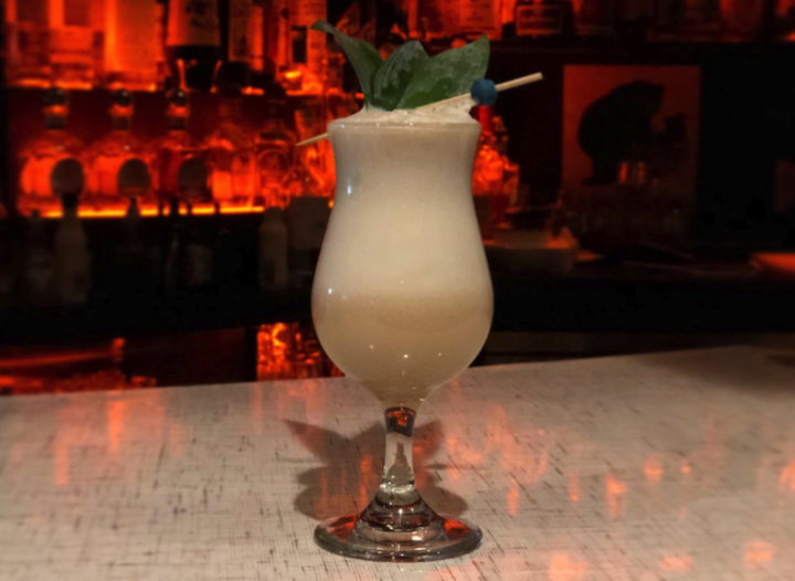 As the spirits world continues to evolve, bartenders are expanding their horizons, utilizing cream liqueurs to craft cocktails such as the Elephantiasis (pictured) from Moneygun in Chicago.
