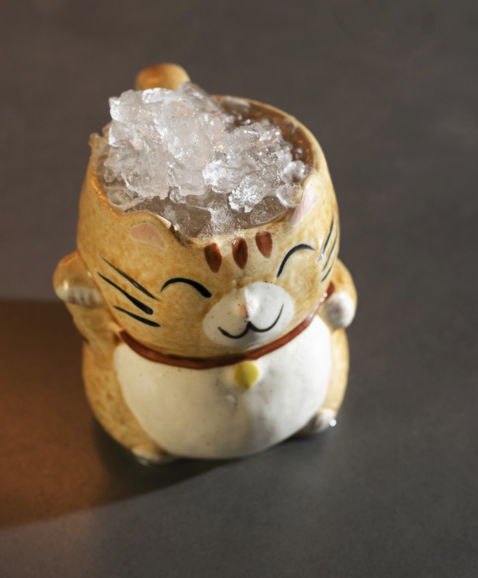 Company-wide, cocktails make up about 45% of beverage sales for the Momofuku Group, with offerings including the The Kāwi Cat (pictured).