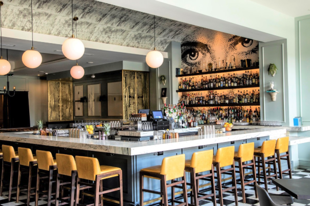 Despite competition from other spirits categories, vodka is still seeing sustained success in the on-premise. At Henley (bar pictured) in Nashville, vodka drinks remain incredibly popular, with major brands such as Ketel One featured on its signature cocktail menu.