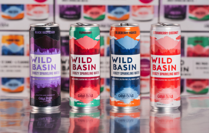 As innovation pushes the craft space forward, Canarchy's brands are mindful of trends. Oskar Blues recently released the Wild Basin Boozy sparkling water line (pictured), which is one of four hard seltzers in the Canarchy portfolio.