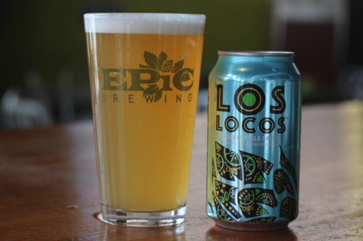 Seeking to diversify portfolios and appeal to wider audiences, brewers are increasingly producing Mexican-style lagers, as seen with Denver-based Epic Brewing Co.'s Los Locos (pictured).