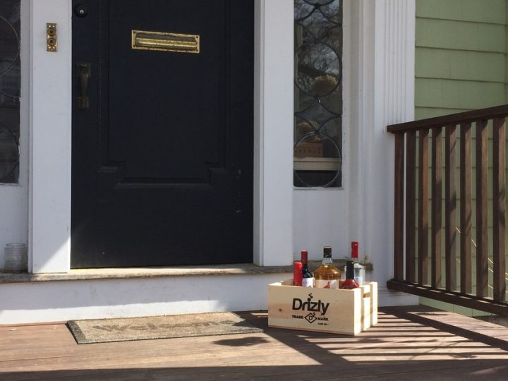 Drizly (delivery box pictured) has partnered with three new retailers expand its footprint: BevMo in Northern California, Shop Rite & Tobacco Plus in Louisiana, and Spec's in Texas.