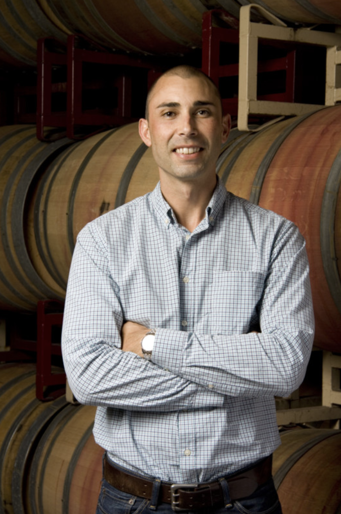 Duckhorn Wine Co. (winemaker Tyson Wolf pictured) has made strides in accessible luxury through its Sonoma-based Decoy label, as well as with its newly released Napa Cabernet Sauvignon brand, Postmark.