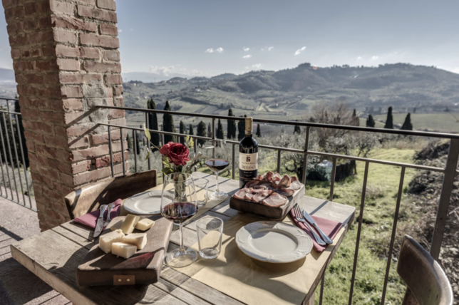 While Chianti Classico has served as Tuscany's shining star for decades, smaller DOCs like Carmignano are gaining traction in the U.S. market. Tenuta Capezzana (pictured) is one of the wineries located within Carmignano, and is highlighting the area's diverse microclimates.