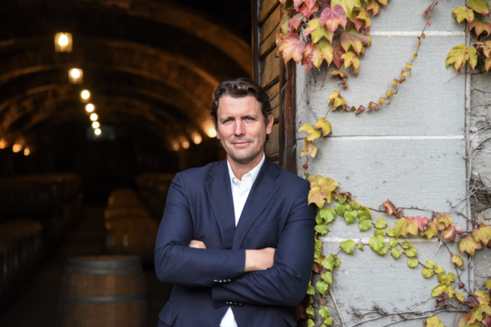 Located in the Val d'Arno di Sopra DOC, Il Borro (CEO Salvatore Ferragamo pictured) is focused on organic winemaking, tapping into an American market that's keenly aware of sustainability. All 20 estates in Val d'Arno di Sopra are organic by law.