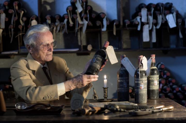 Biondi-Santi (Franco Biondi-Santi pictured) has become especially known for its Brunello di Montalcino red wine over the years.