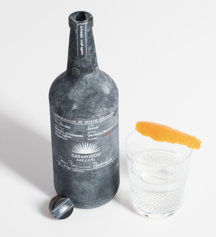 Diageo-owned Casamigos Tequila launched its own mezcal label (pictured) in 2018.
