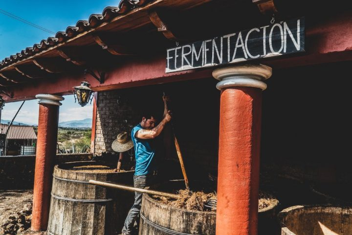 With mezcal proving to be a fast-growing category in the U.S., education is key. Ilegal mezcal (production pictured) operates an educational How and Why tour.