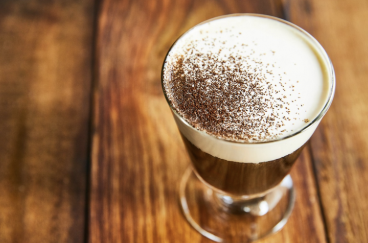 Red Star Tavern's Cold Awakening (pictured) features cold-brew coffee.