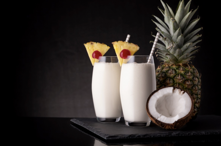 While the Rum and Coke continues to be the category's cocktail calling card, tropical drinks like the Piña Colada (pictured) and the Mai Tai are back in favor, driven by the new diversity offered by flavored rums.