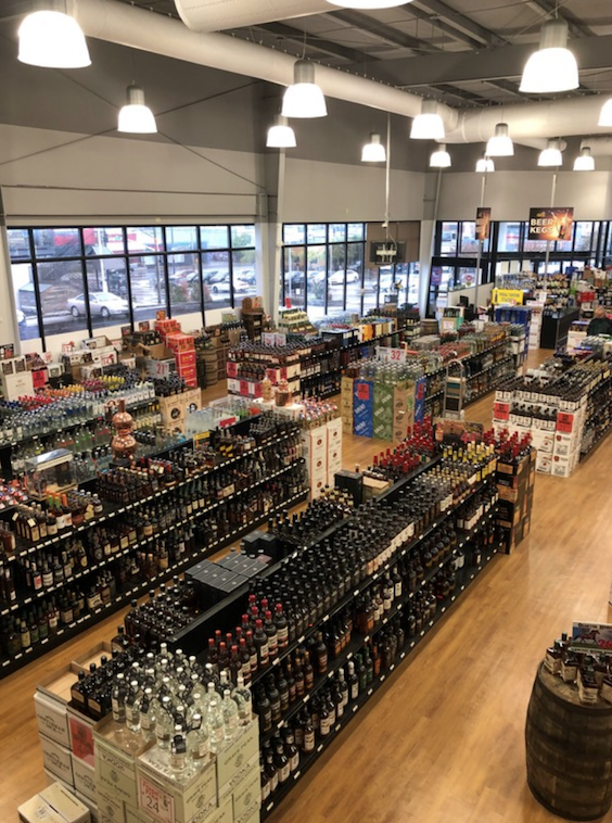 While the category has been declining in the last half-decade, some retailers, including Frugal MacDoogal in Nashville (rum section pictured), have seen consumers looking toward aged sipping rums.