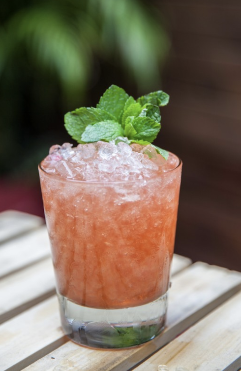 Campari America is focusing on its super-premium rum offerings to drive growth in the category, promoting the Wray & Nephew and Appleton Estate (Jamaican Morning Fix cocktail pictured) brands.