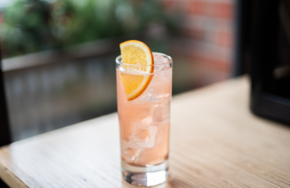 As Tequila producers innovate and premiumize their offerings, mixologists and consumers across the U.S. are showing an increased appreciation for the Mexican spirit. It's now used in a more diverse range of cocktails, such as Grey Ghost's Once Upon A Paloma (pictured).