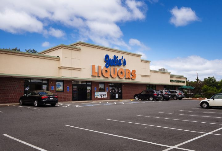 Westborough, Massachusetts-based Julio's Liquors (pictured) is one of many beverage alcohol retailers opposed to Cumberland Farms' proposal to change beverage alcohol retail licensing laws in the state.