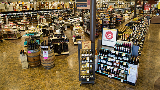 The New York State Liquor Authority (SLA) approved a Total Wine & More location (pictured) in Westbury on Long Island in 2016. The SLA has since denied three other applications for Total Wine & More stores in the state.
