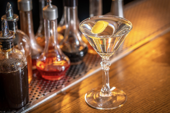 Vodka's versatility keeps it at the forefront of mixologists' minds behind the bar. At The Loyal in New York City, the Loyal Martini (pictured) uses minimal ingredients to showcase the spirit.
