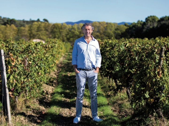 Gérard Bertrand (pictured) offers a vast selection of rosé wines within his portfolio to meet a wide variety of occasions. His latest rosé, Clos du Temple, is the most luxury expression yet, aimed at heightening the overall rosé category.