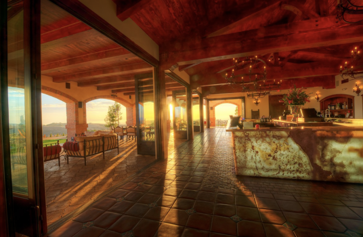 Daou Vineyards & Winery (tasting room pictured) debuted a new rosé in April; Discovery rosé retails at $22 a 750-ml. and blends 95% Grenache with 5% Sauvignon Blanc.