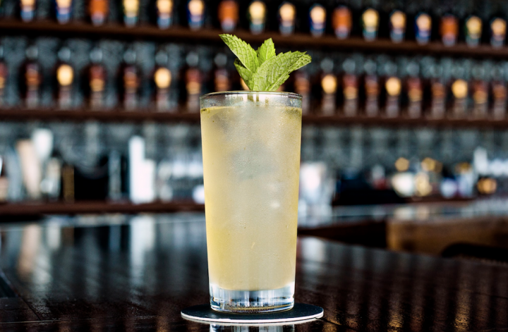 Copper & Kings, a Kentucky-based distillery known for its brandy production, has become a notable name in the craft gin space, with four unique gins (Gin Mule cocktail pictured) on offer.