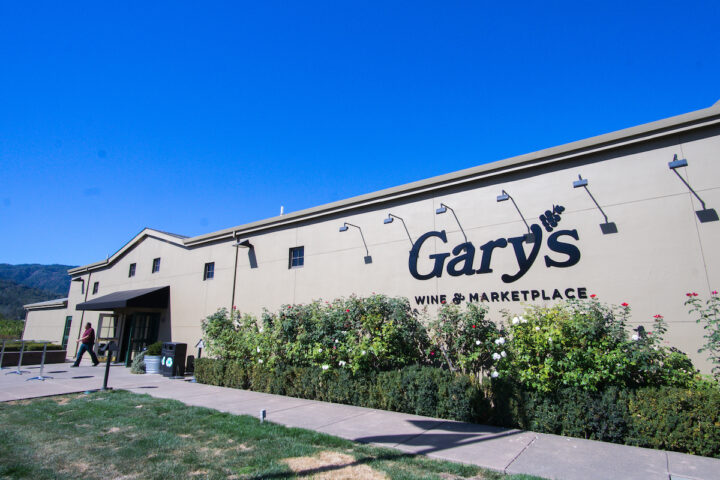 Mike Fisch, director of innovation at Gary's (Napa Valley location pictured), says non-alcoholic CBD beverages are growing in popularity and have long-term potential.
