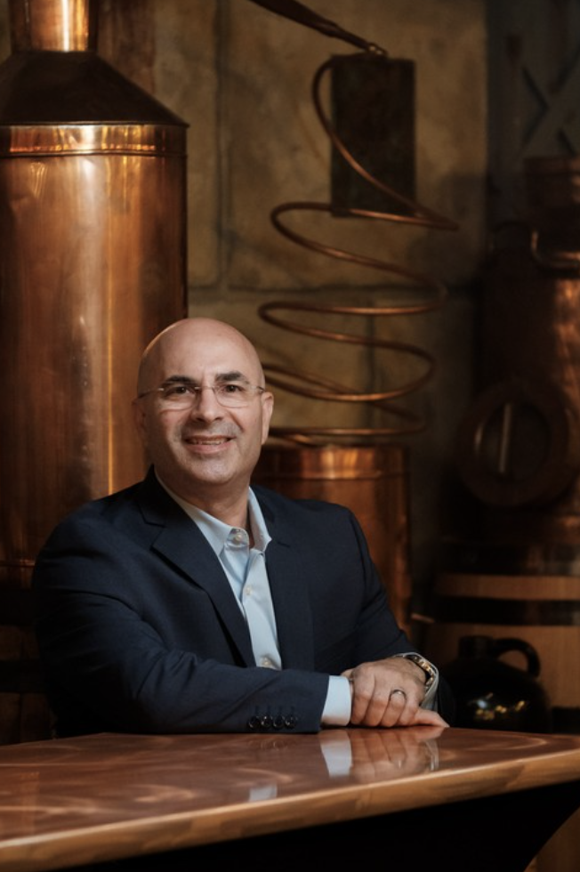 Retailers such as Massachusetts-based Julio's Liquors (owner Ryan Maloney pictured) note the current success of dependable, big-name Bourbon brands.