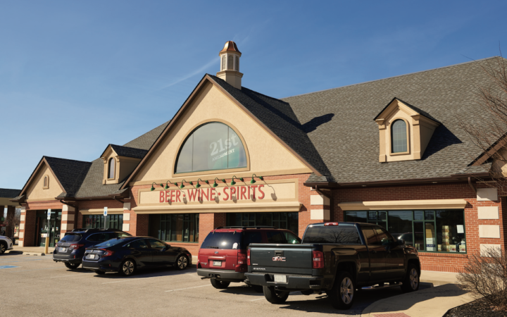 Indiana retail chain 21st Amendment encompasses 16 different locations (Carmel unit pictured), with more stores planned. Approaching its 50th anniversary, 21st Amendment is sustaining its success—annual revenue is at $38 million—in an increasingly crowded market.